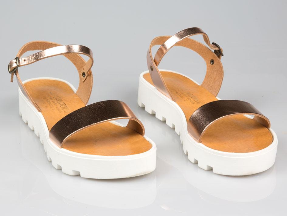 14c1ad810 Sifnos Platform Leather Sandals