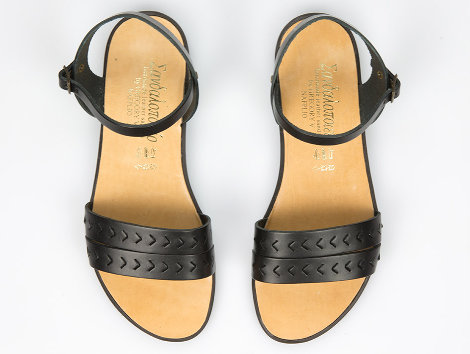 f4c3956e8d08a Corfu Traditional Leather Sandals